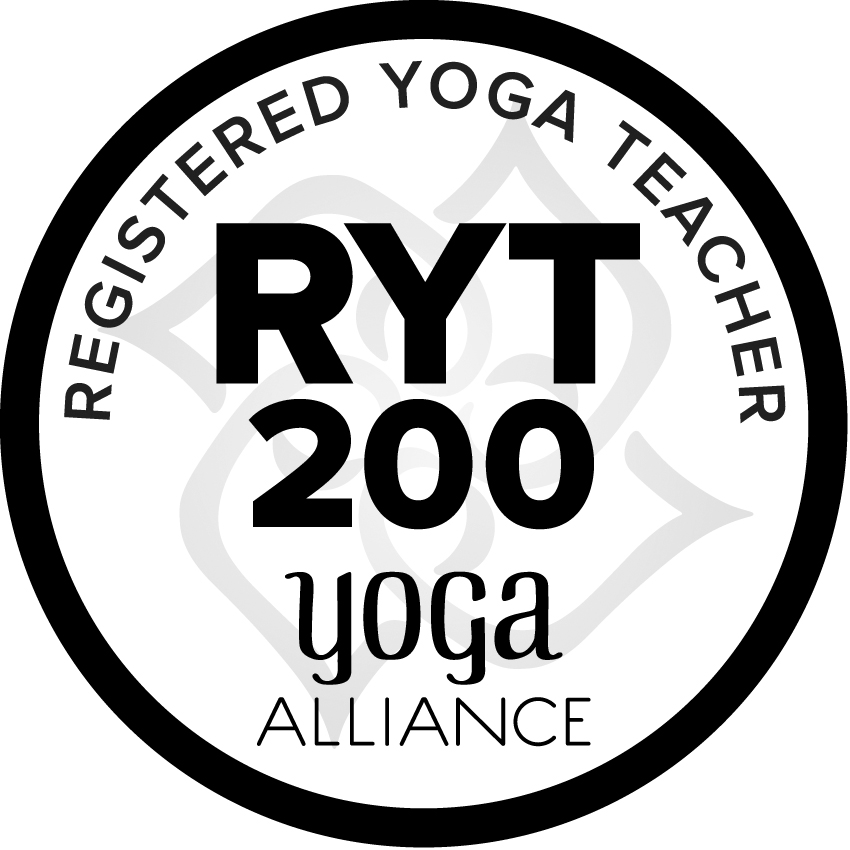 Yoga Alliance Registered Yoga Teacher